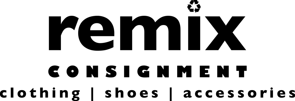 TRS The Remix Shop Black Logo